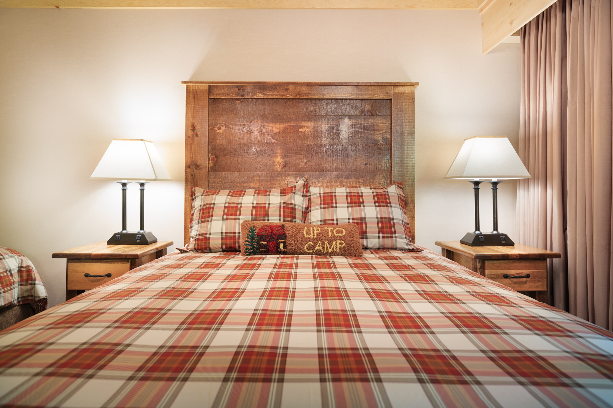 Mount Hermon Lakeside Room 1