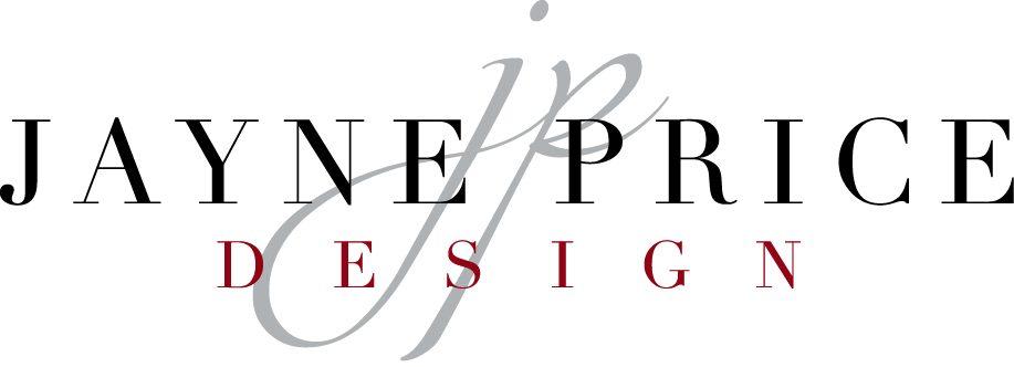 Jayne Price Design - Interior Designer Logo
